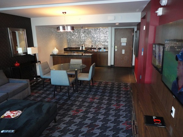 Where To Host Your In Suite Vegas Reception