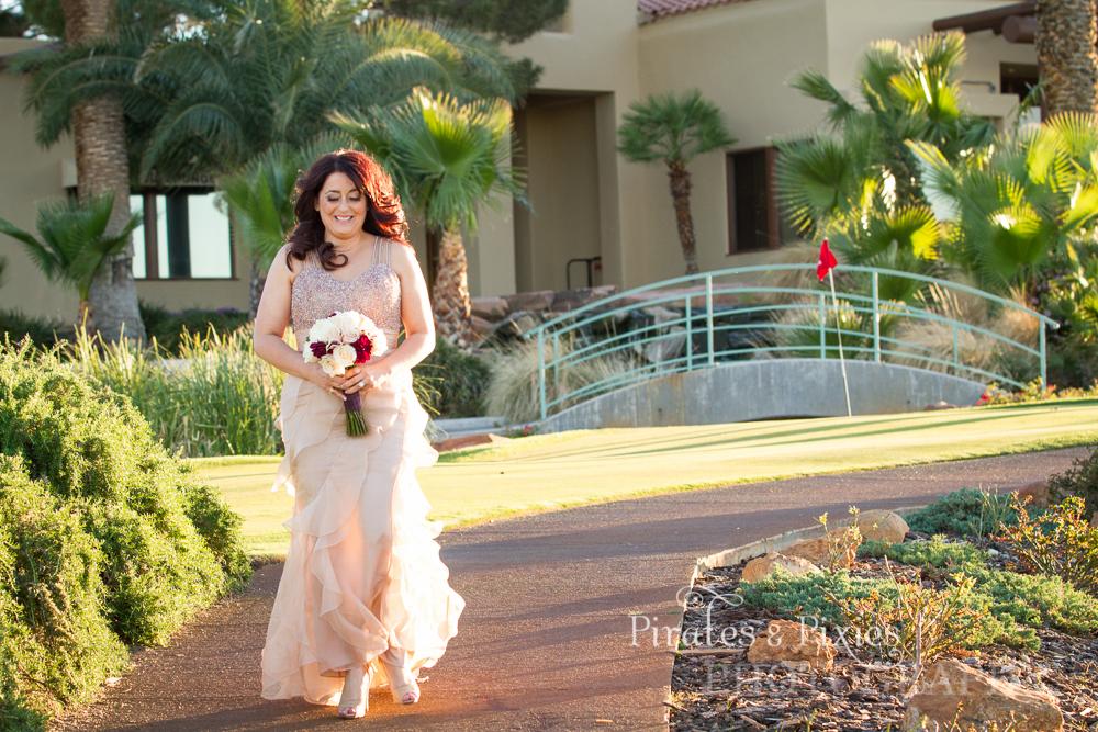 Outdoor Wedding Las Vegas