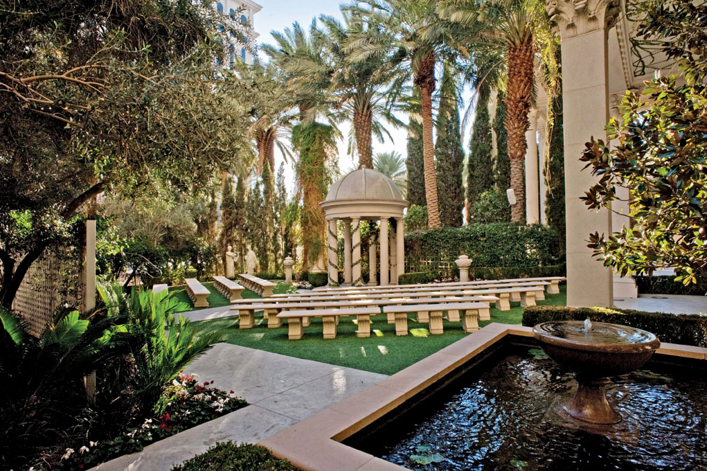 5 Favorites Garden Wedding Venues In Las Vegas Little