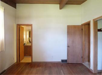 Prairie House Bedroom