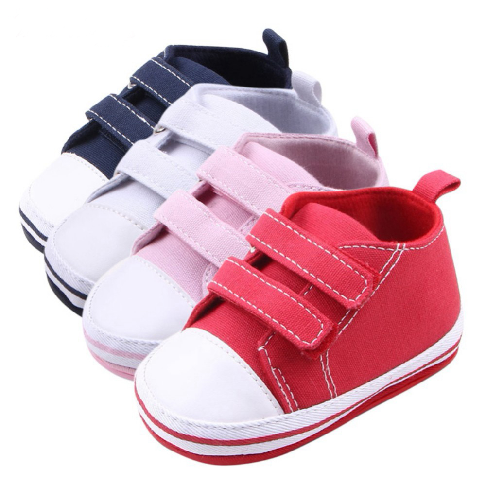 classic strap sneakers