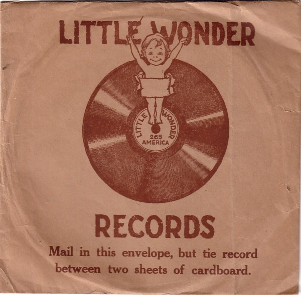 Little Record History Bubble Books Emerson Victor Harper Columbia Waterson Berlin