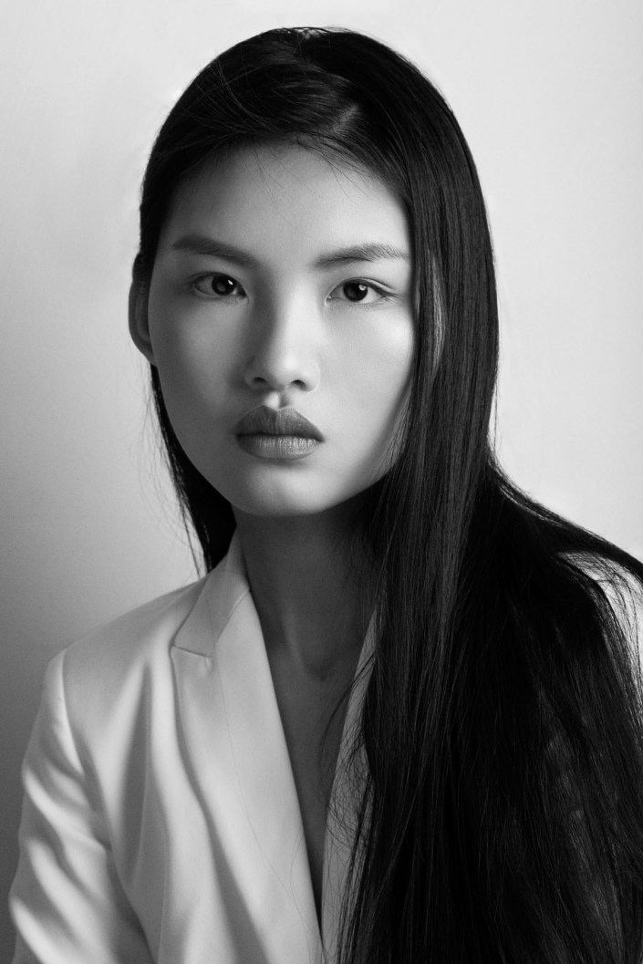 Nancy Pang Portrait by Bryant Littrean