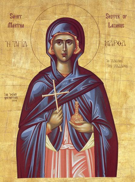 Image result for St Martha