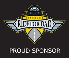 Calgary Ride for Dad