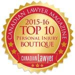Canadian Lawyer - Top 10 - Litwiniuk & Company
