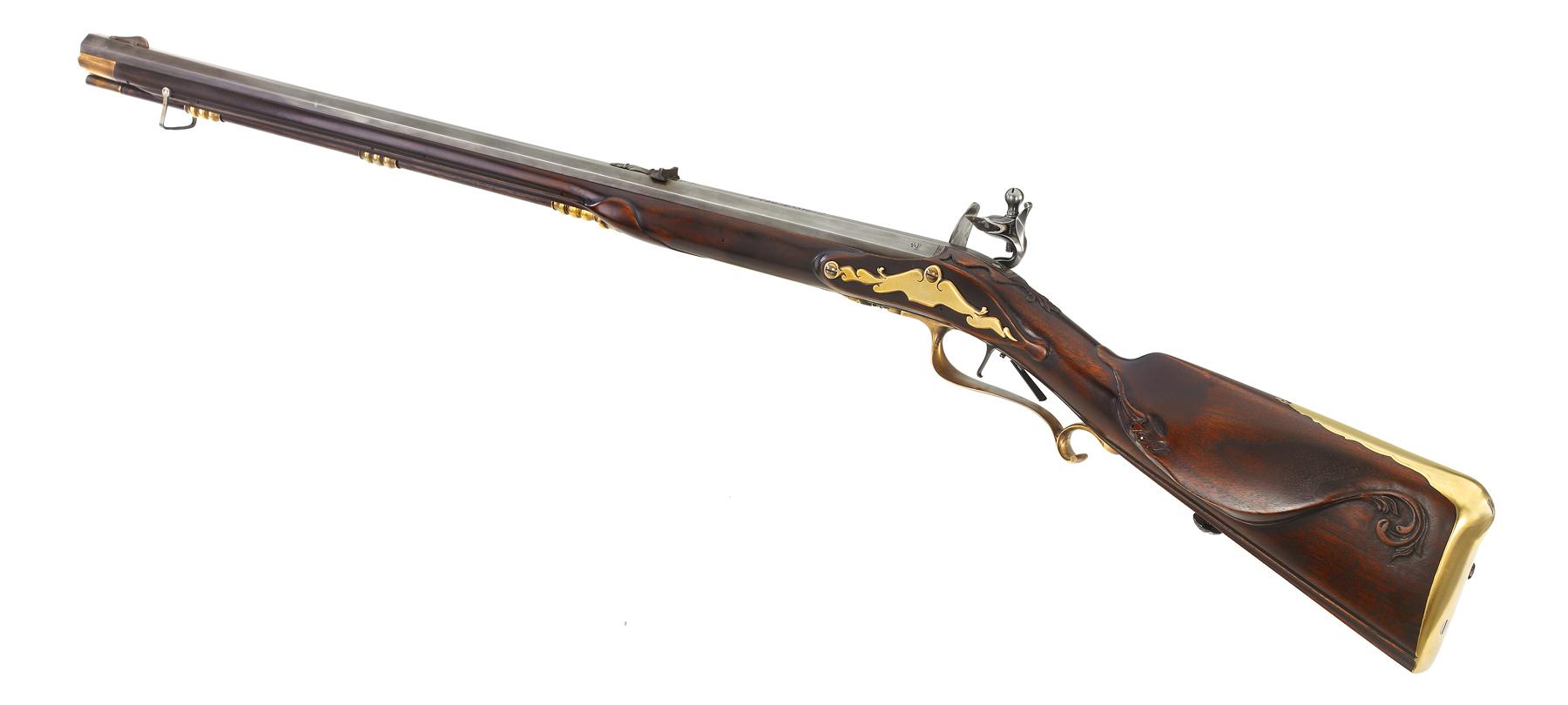 Schreckengost Jaeger Rifle