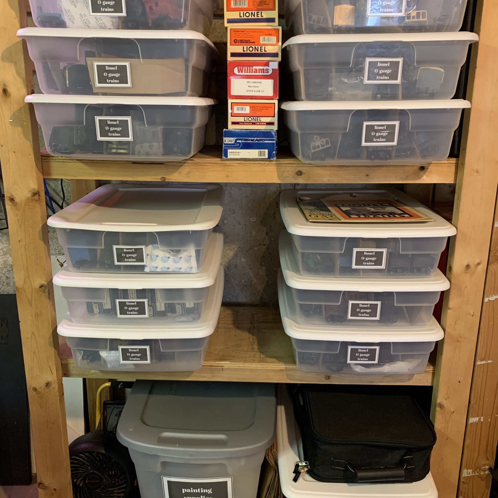 How to Organize Your Basement in 6 Easy Steps