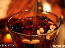 Желлеб (Jallab) освежающий летний напиток