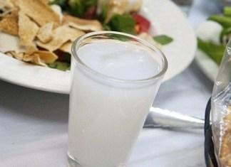 Арак - ливанский анисовый ликер
