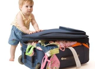Путешествуем с малышом