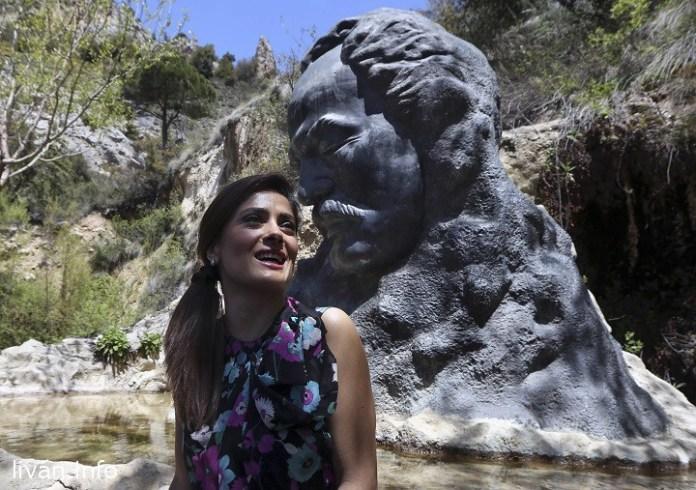 Сальма Хайек запускает Пророк в Ливан