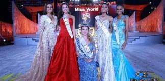 Мисс Ливана Валери Абу Чакра вышла в финал Мисс Мира 2015.