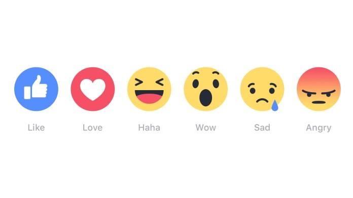 В Facebook появились обещанные альтернативные лайки