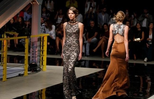 Неделя моды в Ливане La Mode a Beyrouth