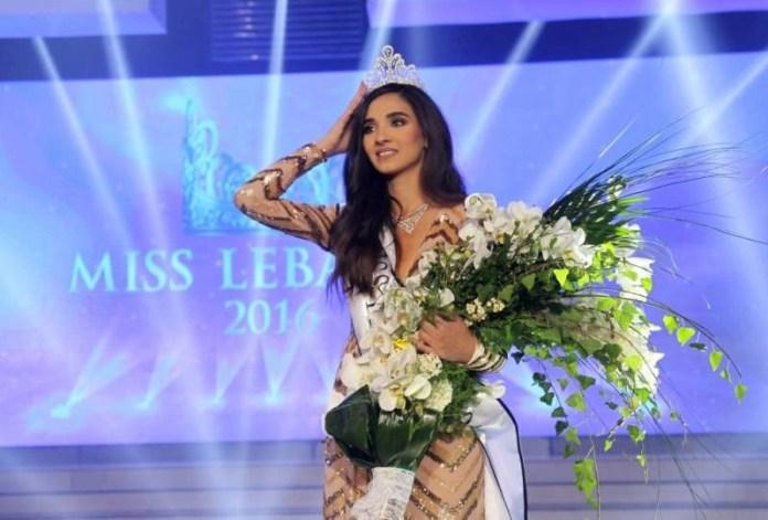 Санди Табет Мисс Ливана 2016