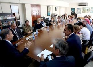 Мишель Фараон призывает к укреплению туристических связей с Россией