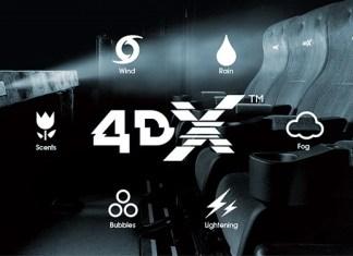 Теперь в VOX кинотеатре можно посмотреть 4DX фильмы!
