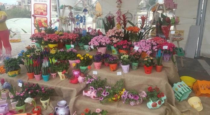 """Фестиваль цветов в Библос """"Жбэль"""""""
