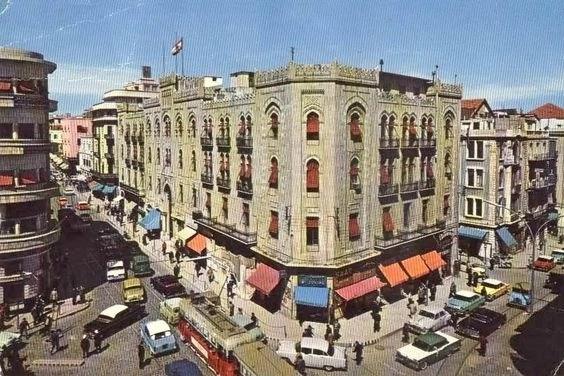 Муниципалитет Бейрута 1960