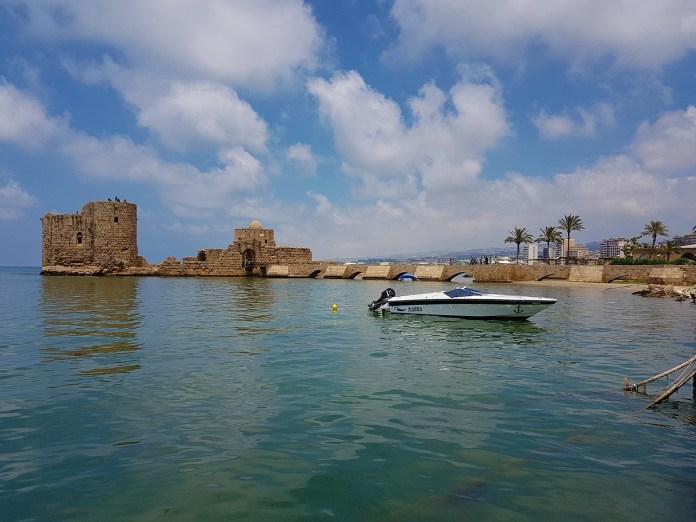 Сидонская крепость, Саида, Ливан