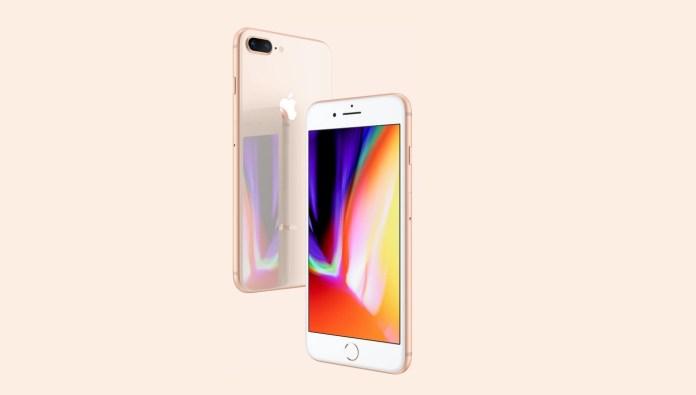 iPhone 8 и 8 Plus.