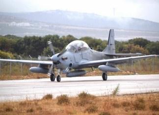 Ливан получил первые самолеты Super Tucano