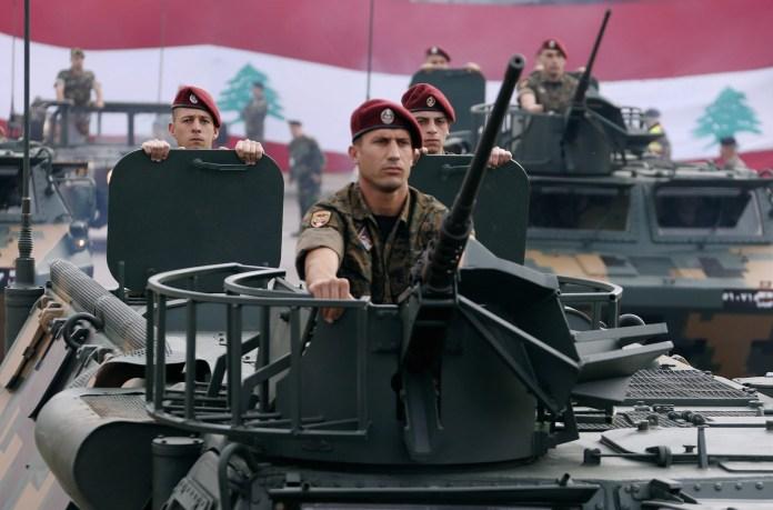 Ливан и Россия подпишут соглашение о военном сотрудничестве.