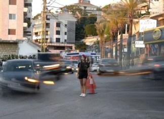 Новая форма девушек-полицейских в Ливане.