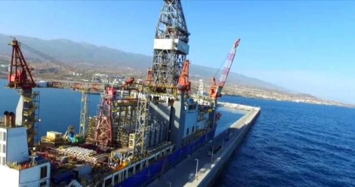 Ливан впервые в истории начал бурение на своих нефтяных месторождениях в море.