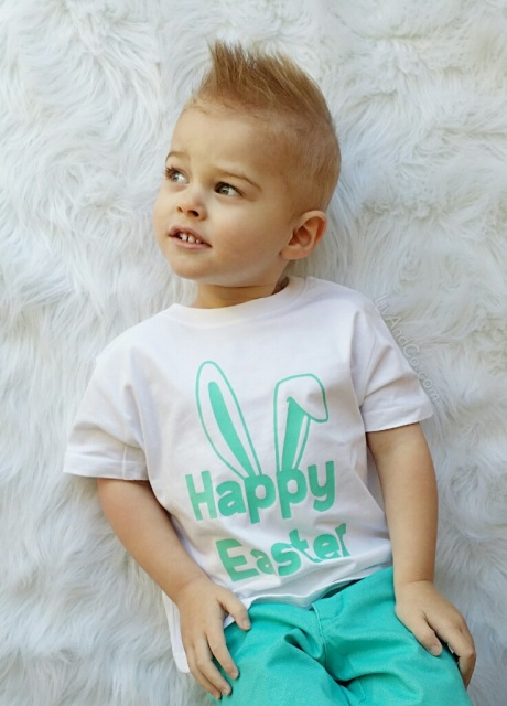 Baby Boy or Girl Easter  Toddler Easter Shirt