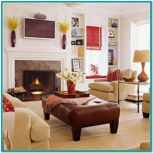 This adds personality and character to the h. Couch Ideas For Awkward Living Room Layout - Livas Colours