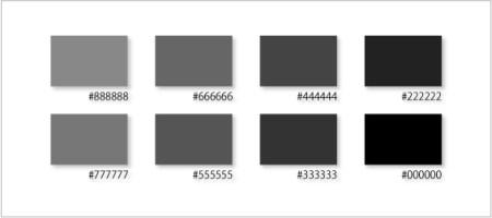黒色チャート