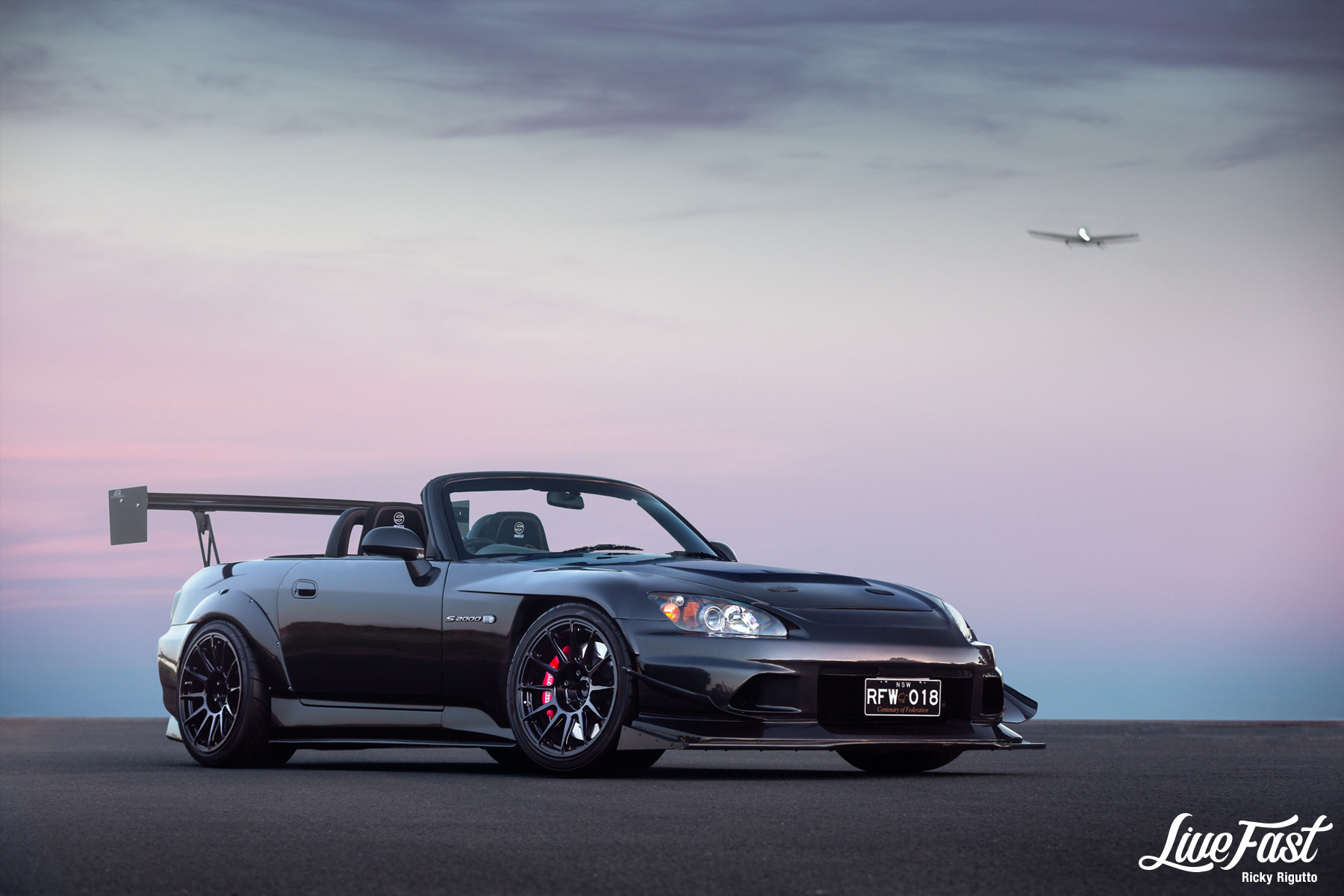 hight resolution of when anthony beljan decided to purchase the s2000 it wasn t because of the engine anthony loved the way the s2000 looked from factory and thought it would