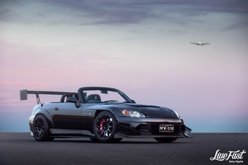 small resolution of when anthony beljan decided to purchase the s2000 it wasn t because of the engine anthony loved the way the s2000 looked from factory and thought it would