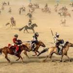 機動的な軍事力をもつ騎馬遊牧民  第1,369号