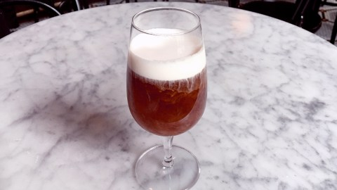 cold-brew cocktail