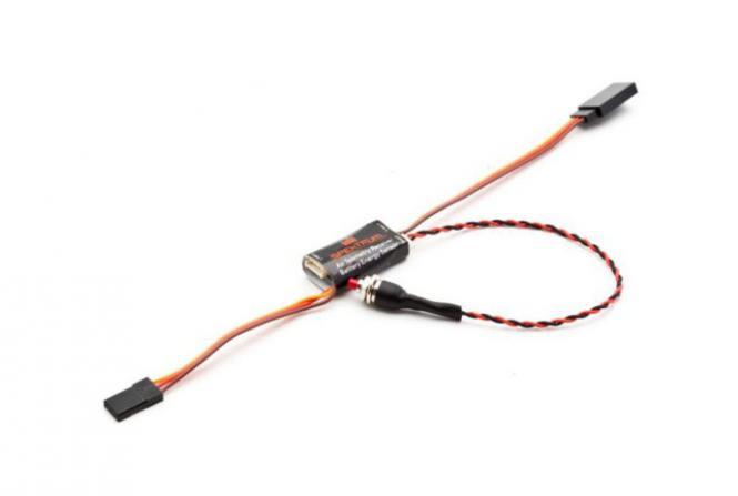 Spektrum Aircraft Telemetry Receiver Batt Energy Sensor