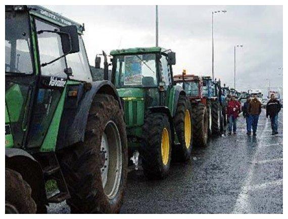 Στους δρόμους οι αγρότες της Κρήτης για το φορολογικό νομοσχέδιοlive-in | Η Έξυπνη, Αντικειμενική και Εναλλακτική Ενημέρωση!