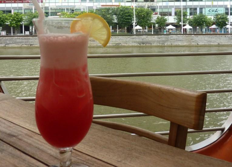 Singapore Sling, Geylang Food Affair, Singapore Weekend Southeast Asia