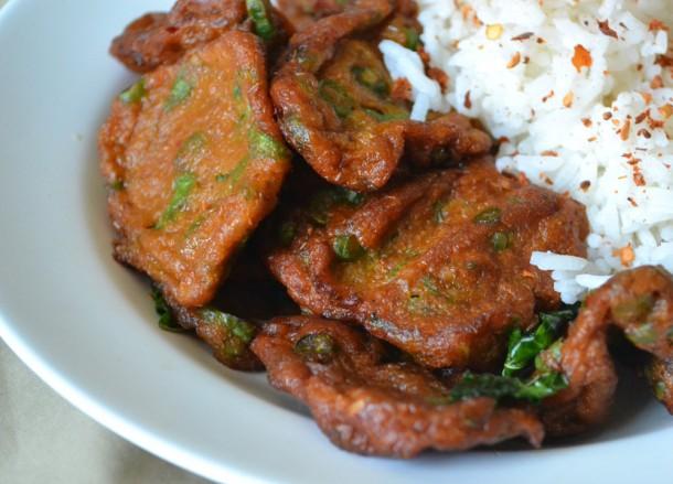 Deep Fried Fish, Bangkok Street Food, Cheap Eats