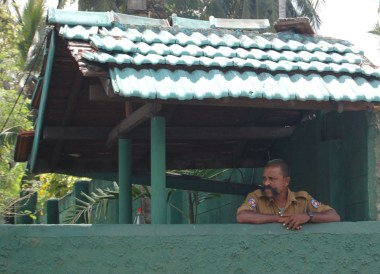 Moustaches in Colombo, South Sri Lanka Tour, Independent Travel, Asia