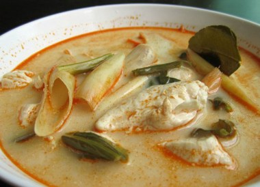 Tom Yum Creamy, Top Bangkok Street Food, Thailand Cheap Eats