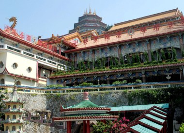 Temple of Supreme Bliss, Quick Guide to Georgetown Penang, Malaysia, Asia