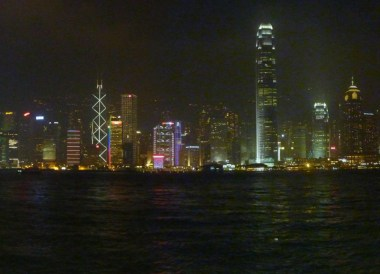 Harbour Night Views, Hong Kong by Train Travel, MTR Top Attractions