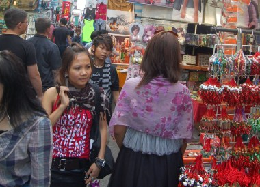 Mongkok Ladies Market, Hong Kong by Train Travel, MTR Top Attractions
