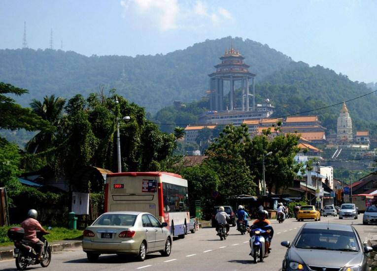 Climbing Penang Hill, Quick Guide to Georgetown Penang, Malaysia, Asia