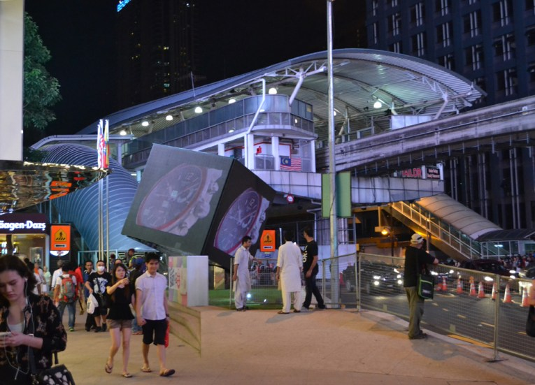 Best Tourist Areas in Kuala Lumpur, Bukit Bintang Area