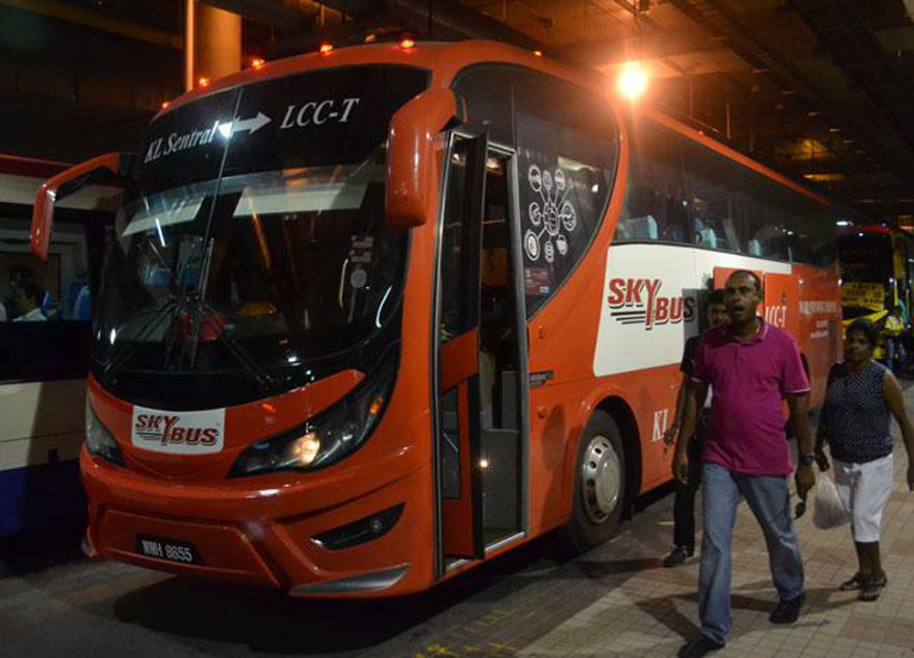 AirAsia Skybus, Best Areas to Stay in Kuala Lumpur for Tourists