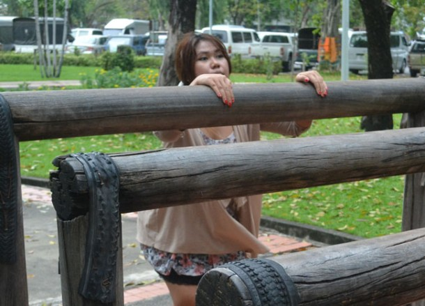 Fitness Area, Chatuchak Park Bangkok, Park Life in Southeast Asia